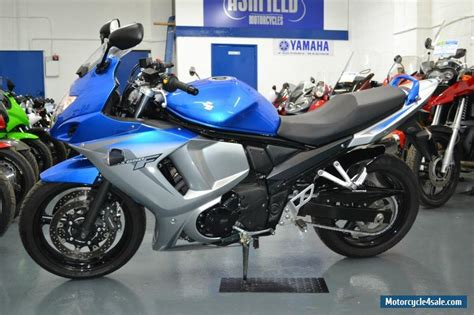Suzuki Gsx650f For Sale by 2010 Suzuki Gsx650f L0 For Sale In United Kingdom