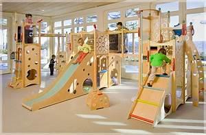 Indoor & Outdoor Playgrounds by CedarWorks