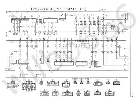 Wilbo Gte Vvti Jza Supra Engine Wiring