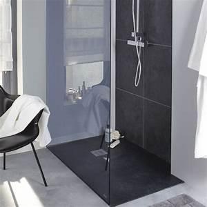 receveur douche teck castorama ciabizcom With meuble 90x90 5 douche avec receveur extra plat quel modale choisir