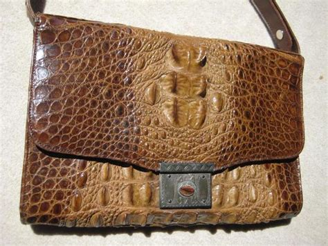koffer kaufen münchen kroko handtasche damenhandtasche antik vintage style in m 252 nchen taschen koffer