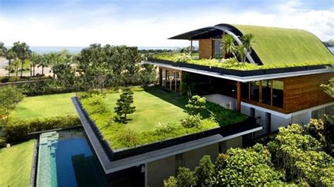 Earth Friendly Houses