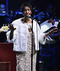 Aretha Franklin would like her fans to know that, yes, she ...