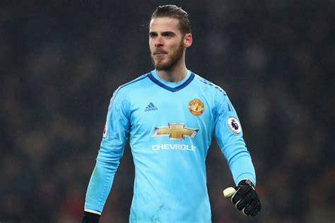 man utd news david de gea   goalkeeper jokes