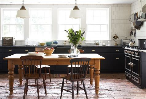 12 Floor Ideas We Absolutely Love -- One Kings Lane White Yellow Kitchen Houzz Traditional Kitchens Contemporary Island Ideas The Mediterranean Small Galley Makeovers Bathrooms And By Urban Paint Colors