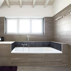 cr 233 dence baignoire ardoise 3 panneaux pano d 233 co sas boutique en ligne de d 233 cors et panneaux