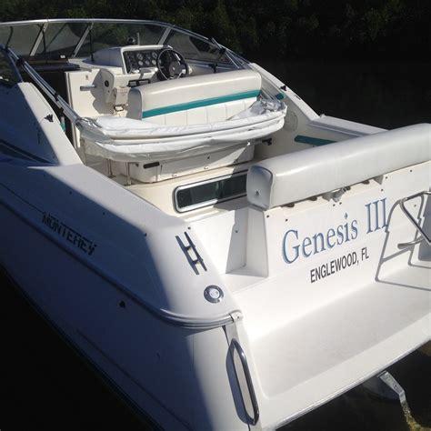 monterey  cruiser   sale   boats