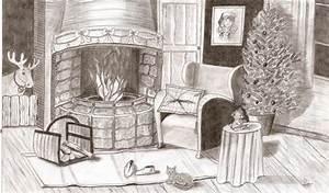 Dessin Intérieur Maison : dessin interieur maison perspective ~ Preciouscoupons.com Idées de Décoration