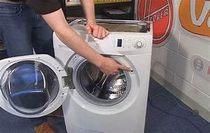 How To Fix An E01 Error Code On A Hoover Washing Machine