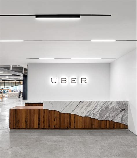 Inside Uber Office in San Francisco – Fubiz Media