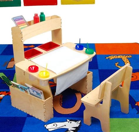 Activity Station Desk by 15 Tables And Desks For Picassos Home