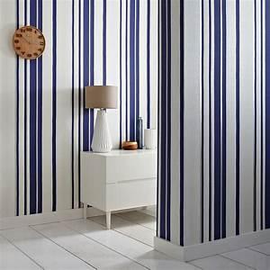 Plum and grey wallpaper