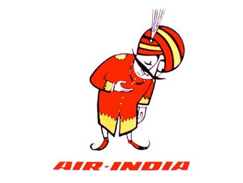 modi   replace air indias maharaja mascot