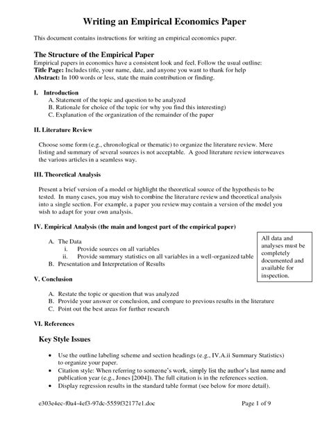 Writing a case study paper in apa: Example Method Paper / 28 Research Paper Formats - tohtoha