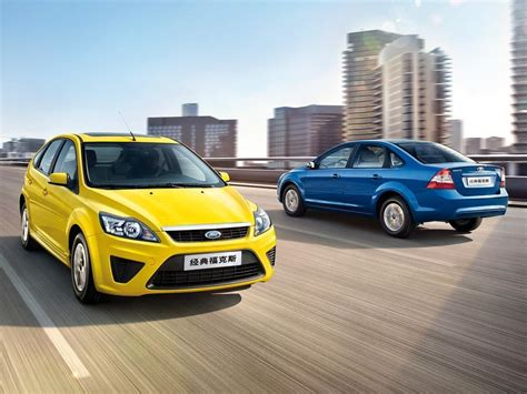 Ford Focus China by Ford To Source Next Us Bound Focus From China