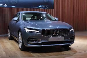 Volvo S90 2017 : 2017 volvo s90 preview ~ Medecine-chirurgie-esthetiques.com Avis de Voitures