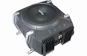 Subwoofer 10 U0026quot  200w Mono Powered In Enclosure