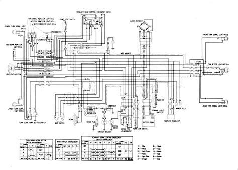 honda xl 185 wiring diagrams honda free engine image for