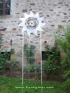 Metall Sonne Für Hauswand : rankgitter freistehend table basse relevable ~ Whattoseeinmadrid.com Haus und Dekorationen
