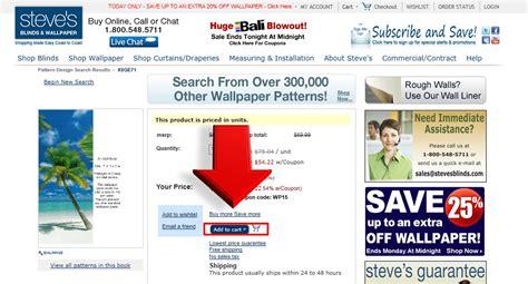 Stevesblindsandwallpaper Coupon Code