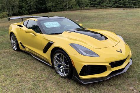 5-Mile 2019 Chevrolet Corvette ZR1 for sale on BaT ...