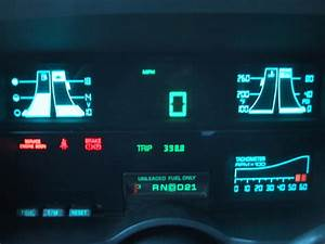 Instrument Cluster Conversion