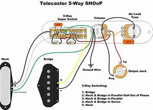 Telecaster 3 Way Switch Wiring Diagram Also Telecaster