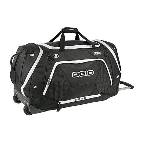 ogio motocross gear bags black