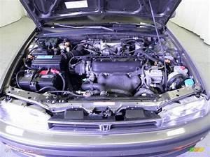 1992 Honda Accord Ex Coupe 2 2 Liter Sohc 16