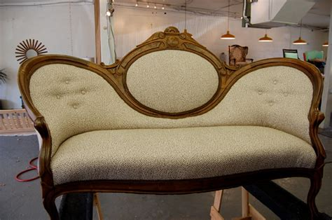Reupholster Settee by Reupholster Antique Sofa The Perks And Perils Of