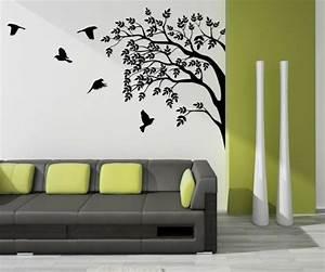 Modern interior design creative wall mural http