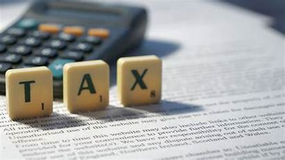 Business Taxation Accounting Taxes Financial Concept Money