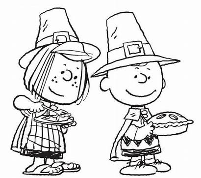 Charlie Brown Thanksgiving Coloring Peppermint Patty Pages