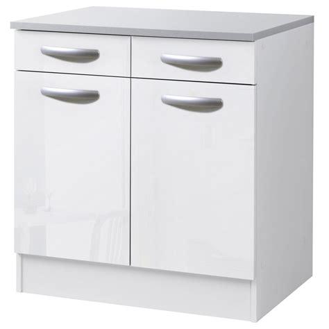meubles cuisine bas meuble cuisine laqu blanc view images aide pour cuisine