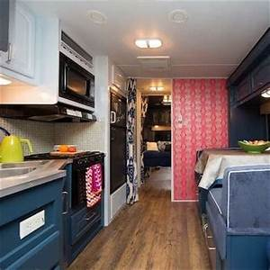 Renovation Exterieur Mobil Home : 17 best images about fix up my camper on pinterest rv makeover home renovation and smart tiles ~ Melissatoandfro.com Idées de Décoration