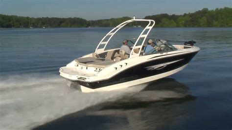 Chaparral Boats H20 by 2014 Chaparral 21 H2o Ski Fish Youtube