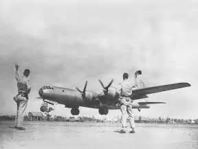 World War 2 Planes Bombing Atomic Bomb