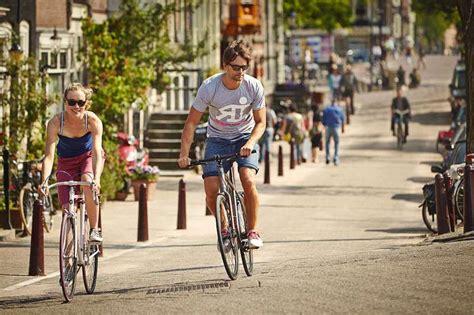 Gesund-booster Fahrrad Fahren