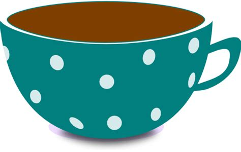 Green Chocolate Cup Clip Art at Clker.com   vector clip art online, royalty free & public domain
