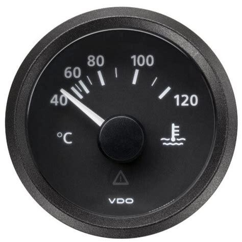 siege baquet retro manomètre voiture manomètre température d 39 eau vdo