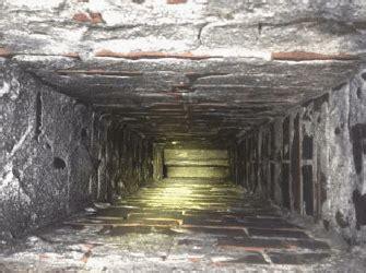 inside of a chimney chimney inspection james cbell