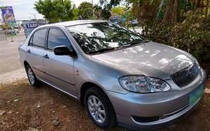 Selling 2nd Hand Toyota Corolla Altis 2006 Manual Gasoline