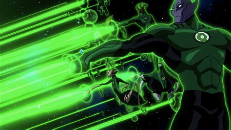 green lantern emerald knights 2011 review basementrejects