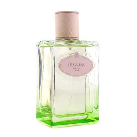 prada infusion d iris l eau d iris eau de toilette spray limited edition 100ml cosmetics now