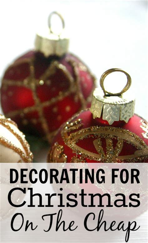 decorate  christmas   cheap