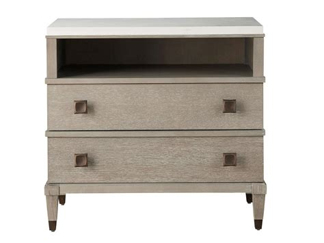 Two Drawer Nightstand by Universal Furniture Playlist Two Drawer Nightstand