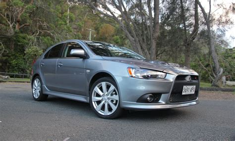 Lancer Es 2013 by 2013 Mitsubishi Lancer Ralliart Review Caradvice