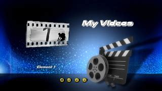 powerdirector dvd menu templates add style dvd menus templates to your and