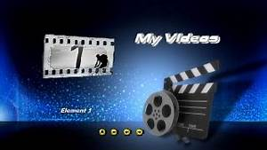 Add hollywood style dvd menus templates to your videos and for Powerdirector menu templates