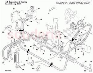 Aston Martin 24-121330-aa  Assy Hose - Low Pressure